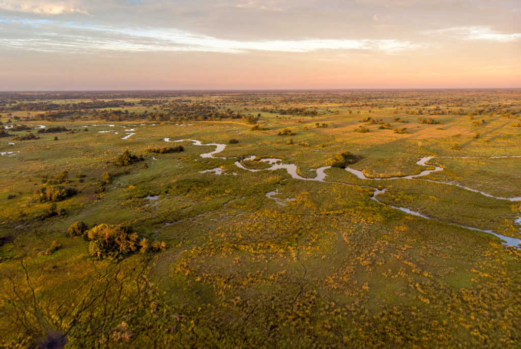 Wide open spaces for the perfect post-pandemic travel destination